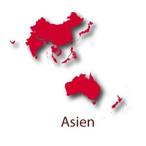 Asien Pazifik