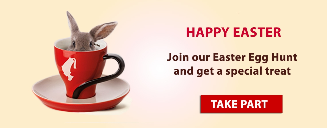 Julius Meinl Easter Egg Hunt